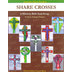 Share Crosses Stained Glass Book